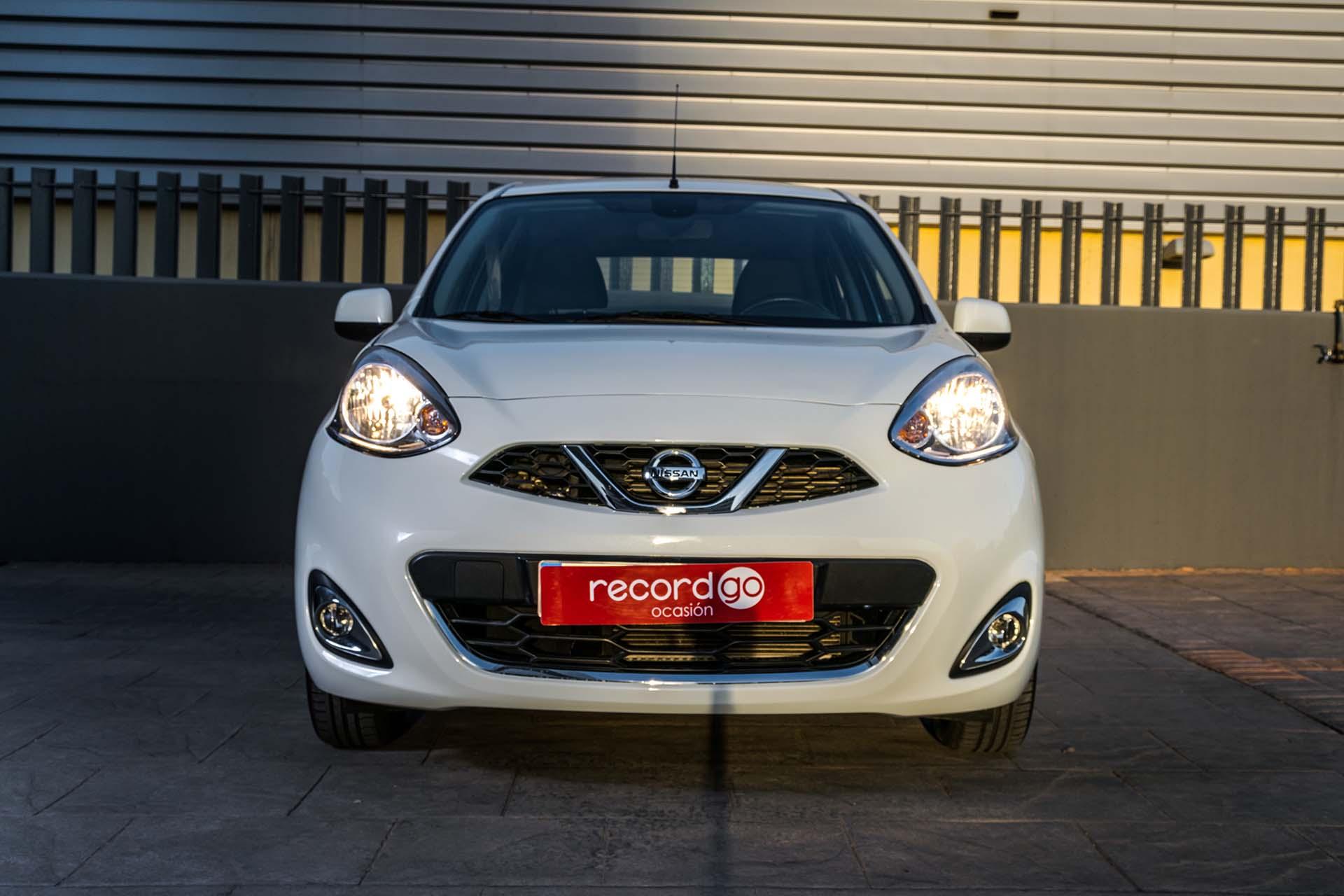 Nissan Micra Acenta 1.2 80CV-1